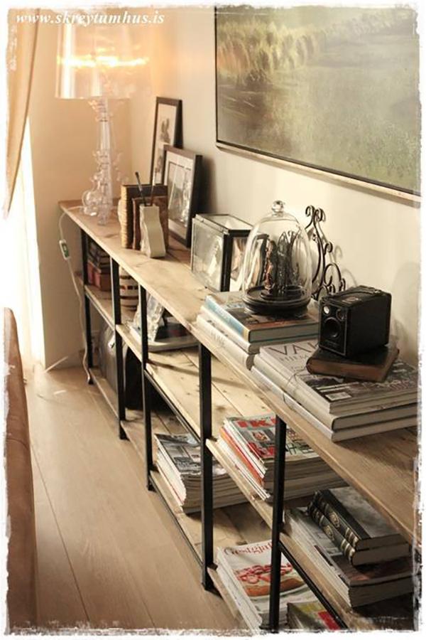 10 incredibili trasformazioni di mobili IKEA in stile shabby che ti faranno dire No non ci