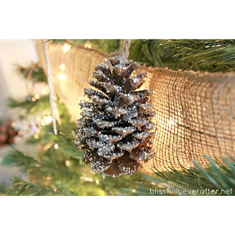 Pottery Barn Inspired Pinecones12