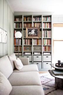 Brilliant Ikea Billy Bookcase Hacks - Cottage Market