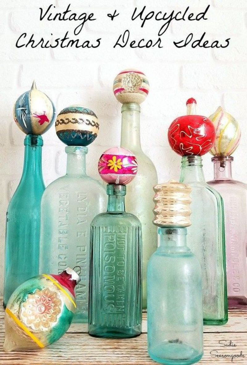 Upcycled Christmas Projects 18