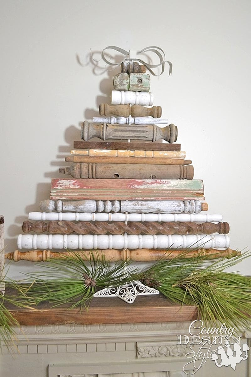 Upcycled Christmas Projects 9