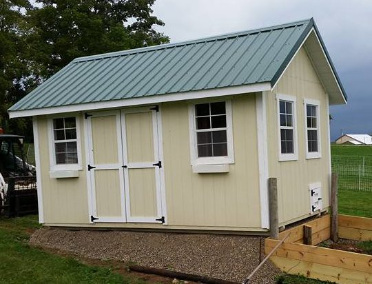 chicken coop construction specs and prices the cottage works
