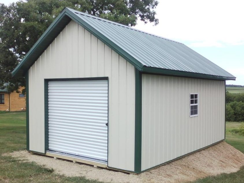 Sheds And Barns For Storage Work And Play The