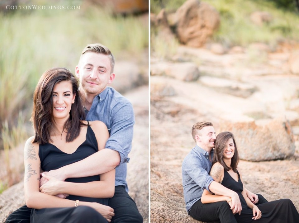 Enchanted Rock Engagement Photography_002