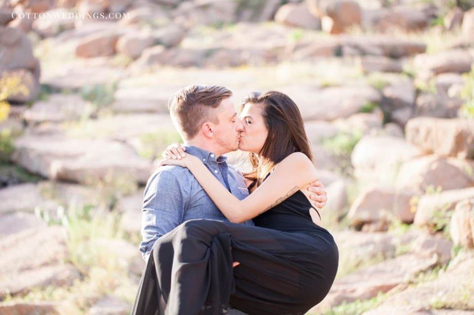Enchanted Rock Engagement Photography_017