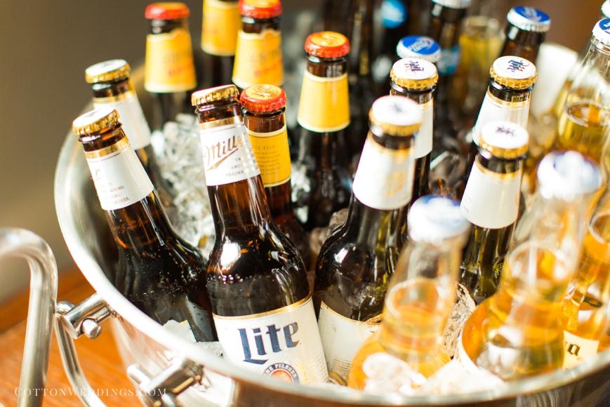beer for groomsmen