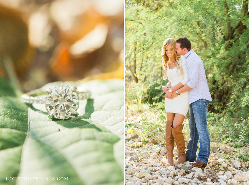 Barton Springs Engagement Session_0005