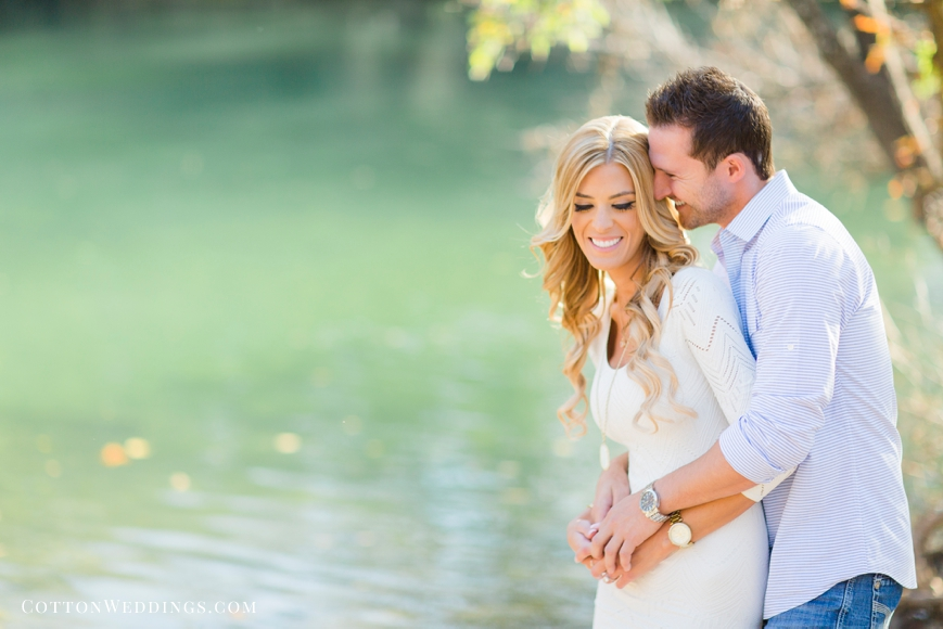 Barton Springs Engagement Session_0009