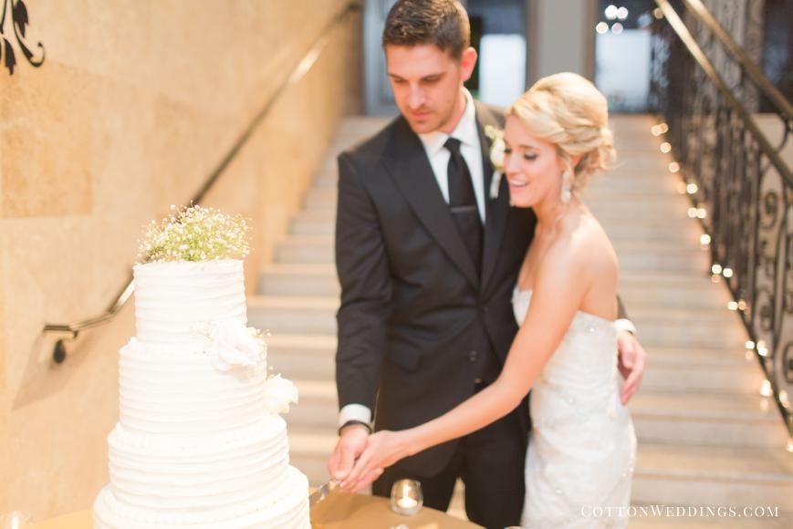 Cake Cutting_Belltower_34th_Houston-5
