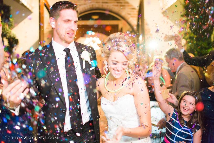 Confetti_Exit_Wedding_Belltower_34th_Houston-6