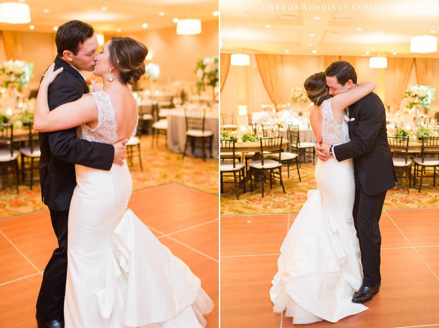 Tremont House Galveston Coastal Wedding-126