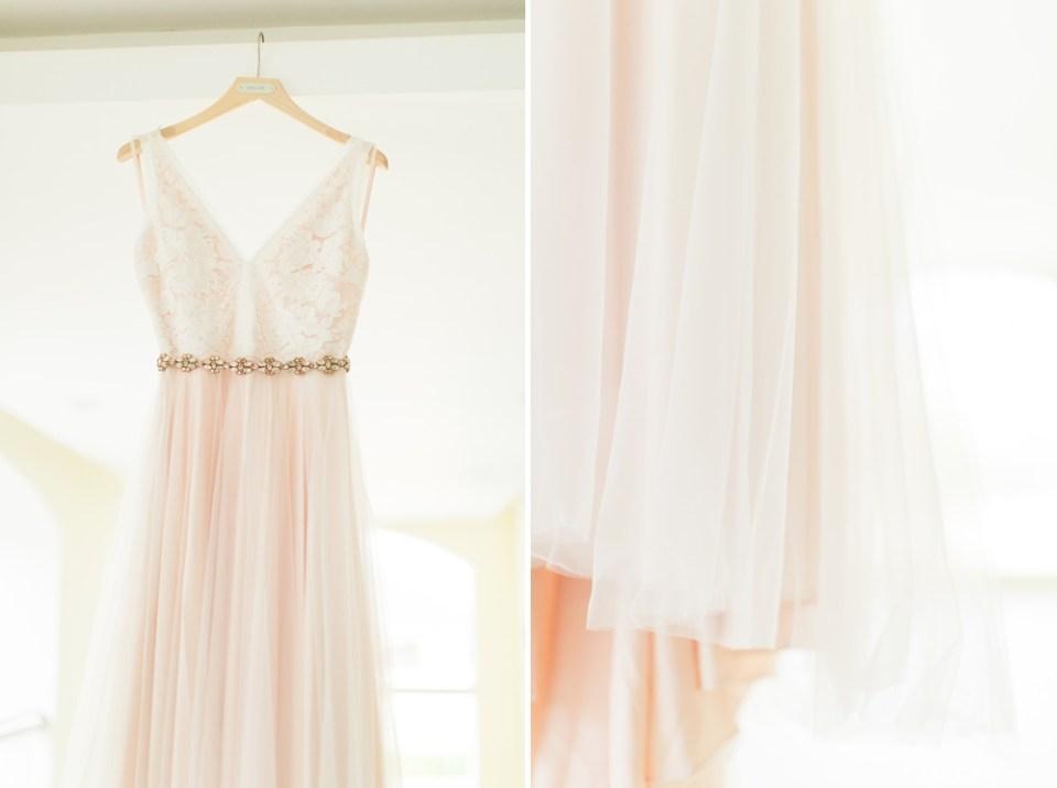 blush bhldn wedding dress