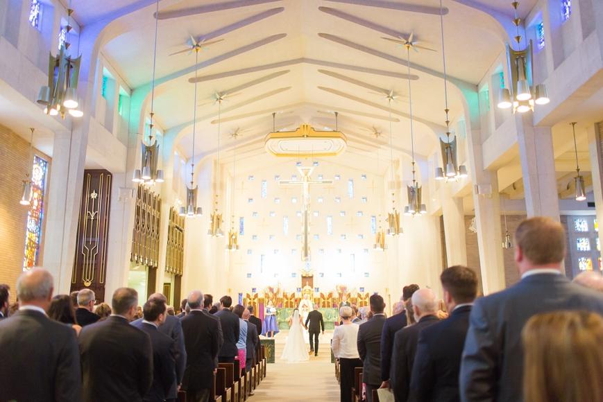 st michael's catholic church wedding houston