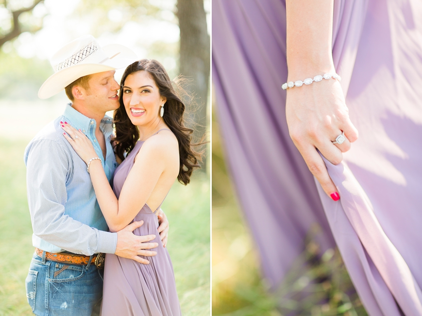 Texas Hill Country engagement photographer