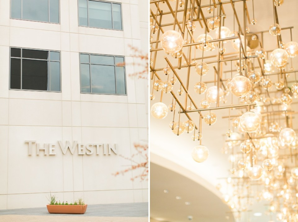Westin Woodlands wedding