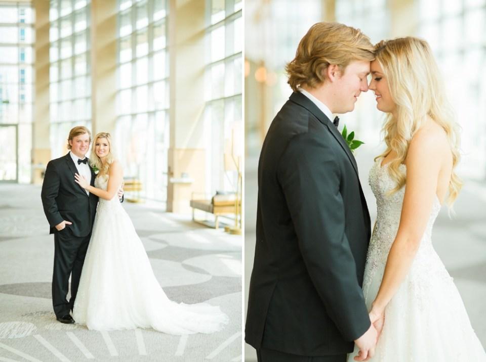 Westin Woodlands wedding