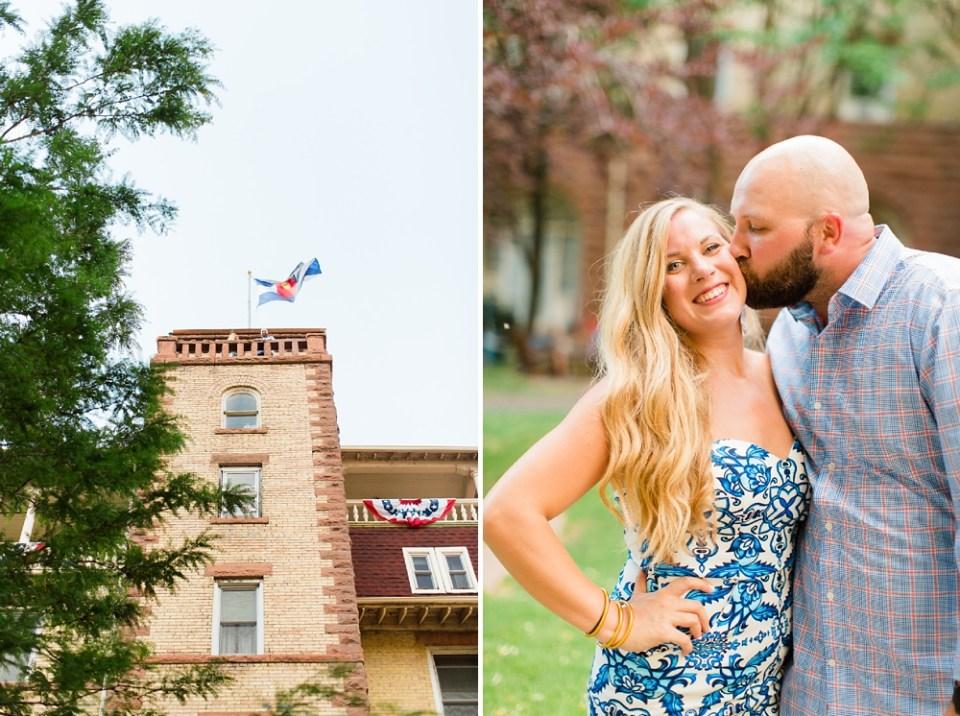 Hotel Colorado Wedding