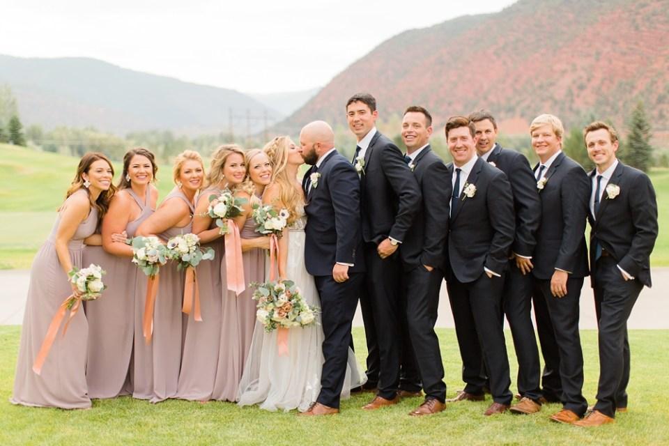 Intimate Destination Wedding in Glenwood Springs, Colorado