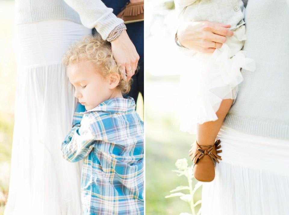 stylish houston family photos