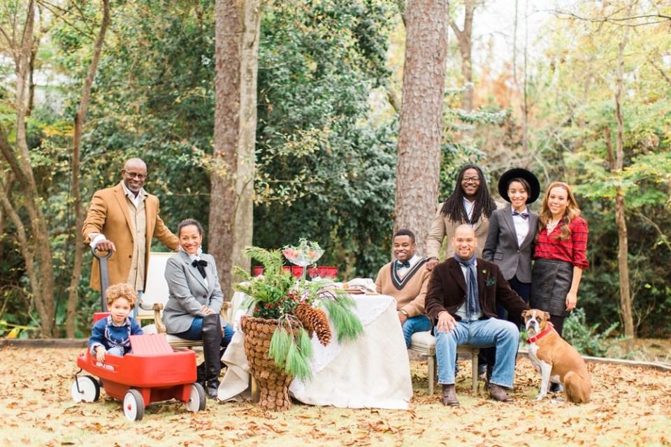 high end family photos houston