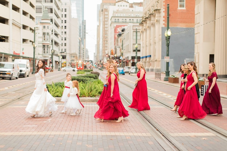 The Corinthian Wedding Downtown HoustonPhotographers by Cotton Collective