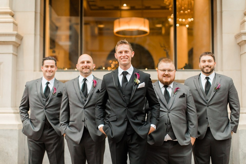 The Corinthian Wedding Downtown Photographers by Cotton Collective
