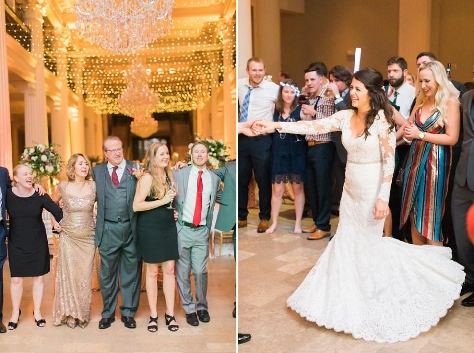The Corinthian Wedding Party