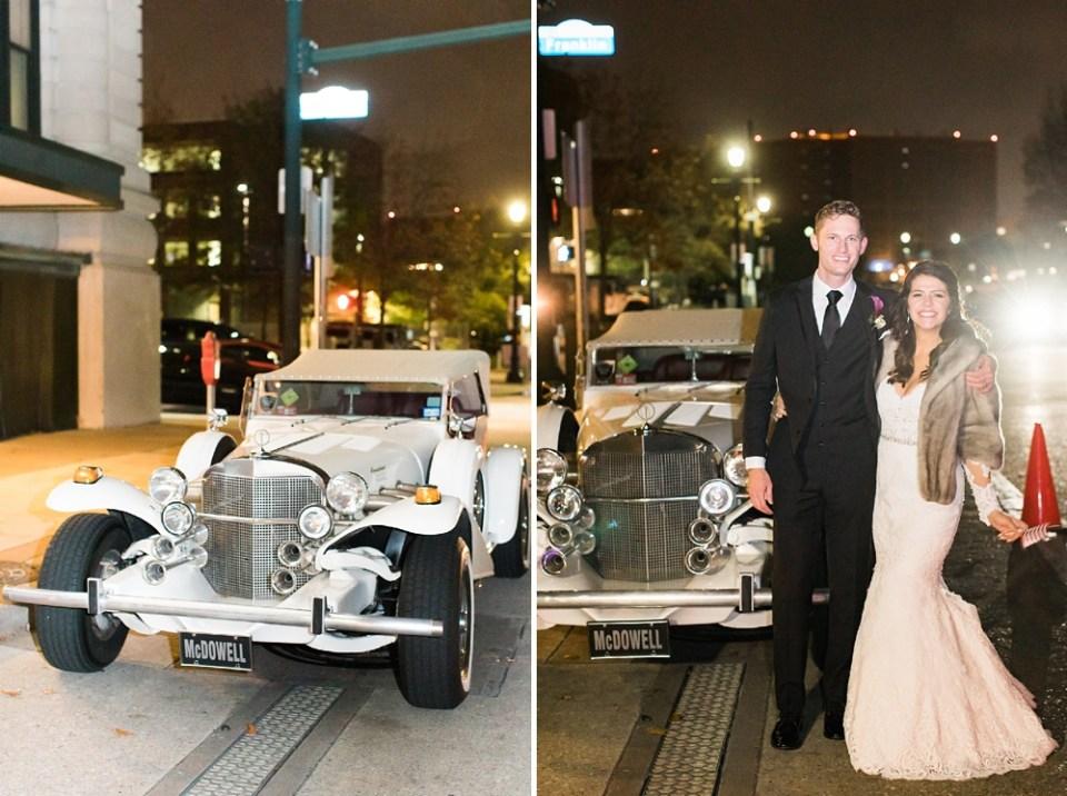 The Corinthian Wedding Houston Grand Exit