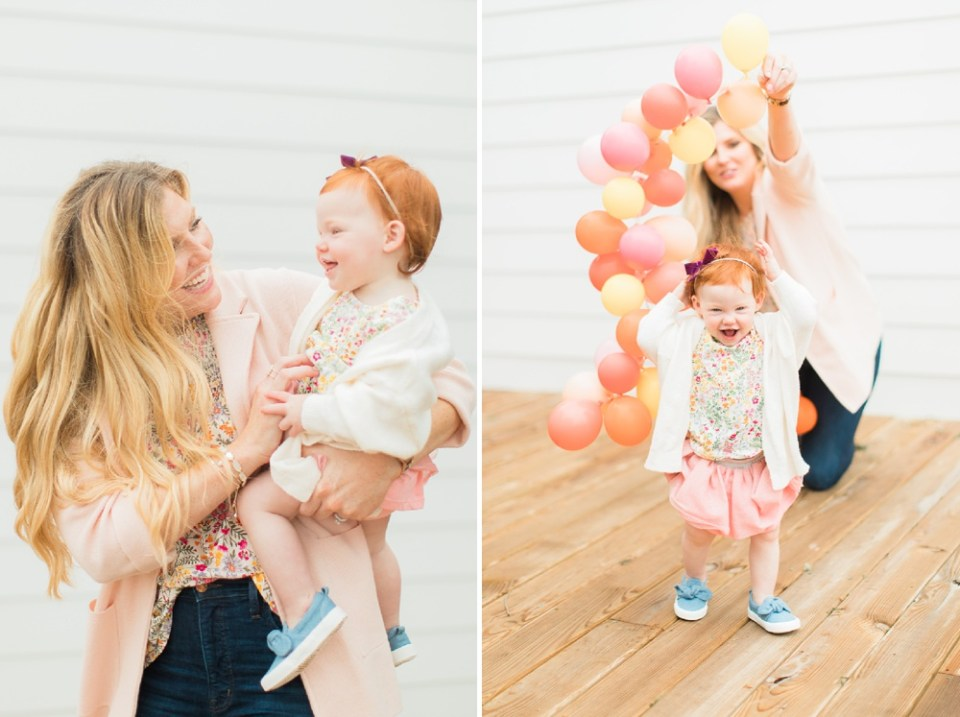 mother and daughter photoshoot ideas