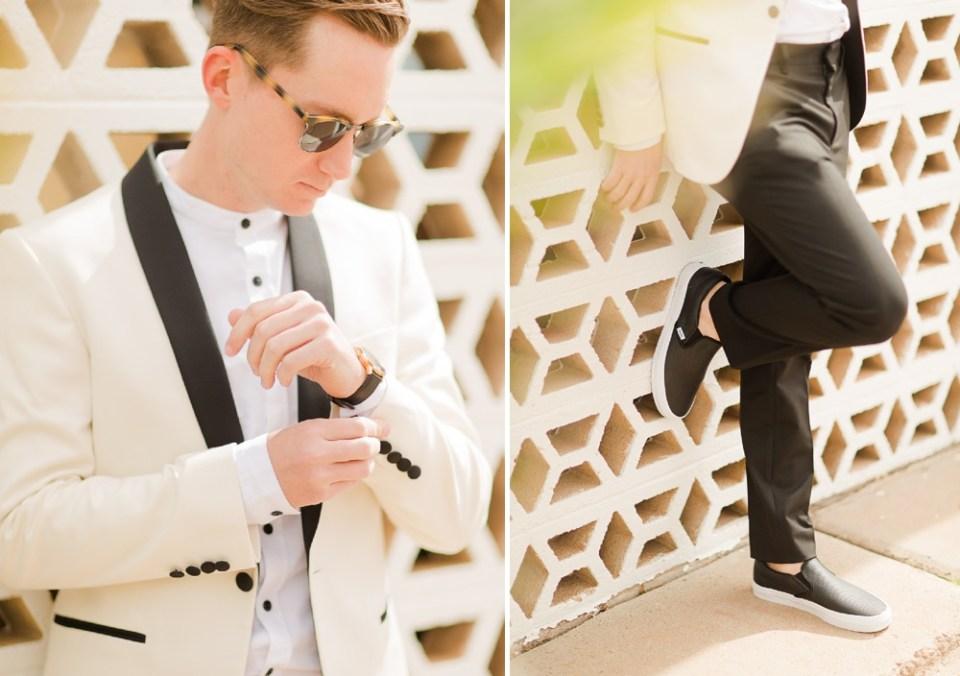 Groom Wedding Day