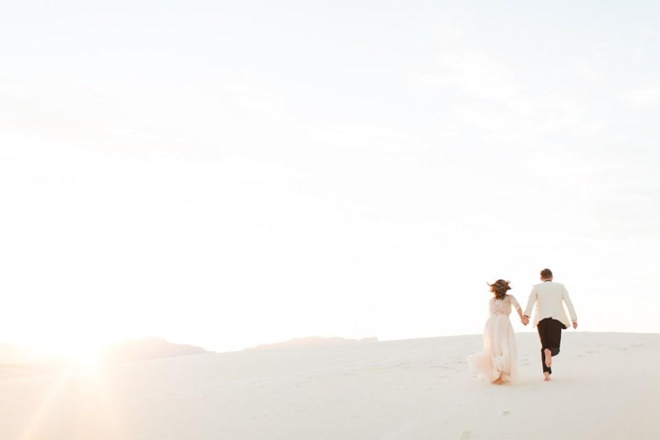 Sugar and Cloth Wedding adventurous elopement