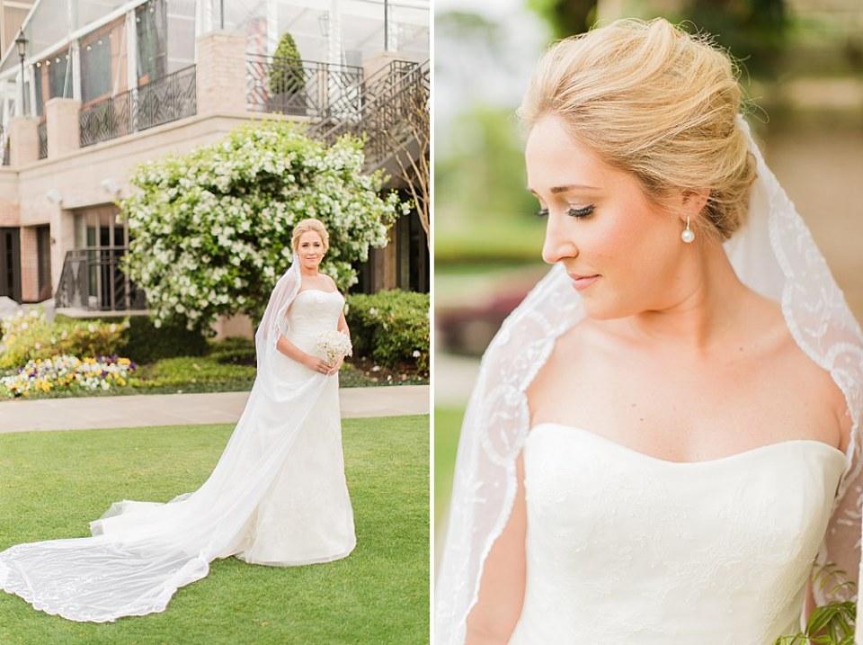 houston bride wedding