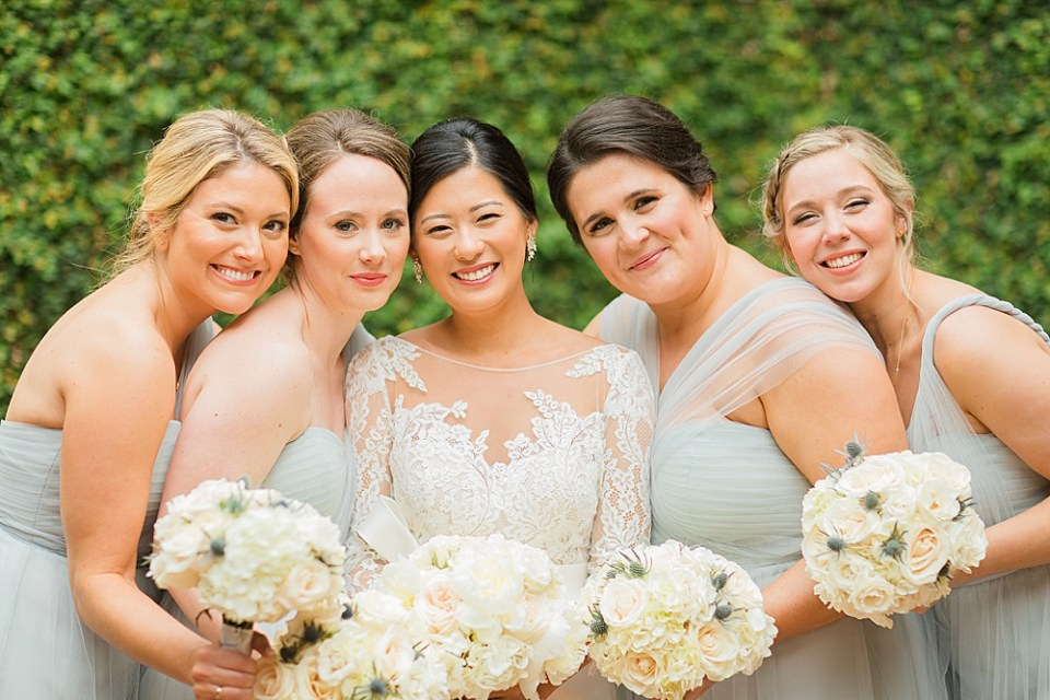 houston bridesmaids