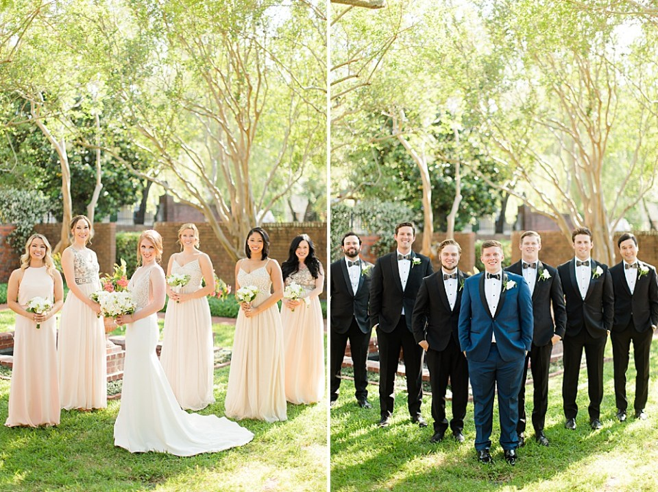 river oaks bridal party houston