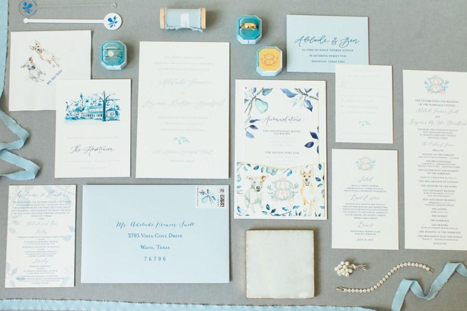 wedding invitations details