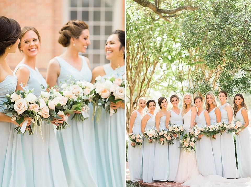 houston bridesmaid portraits