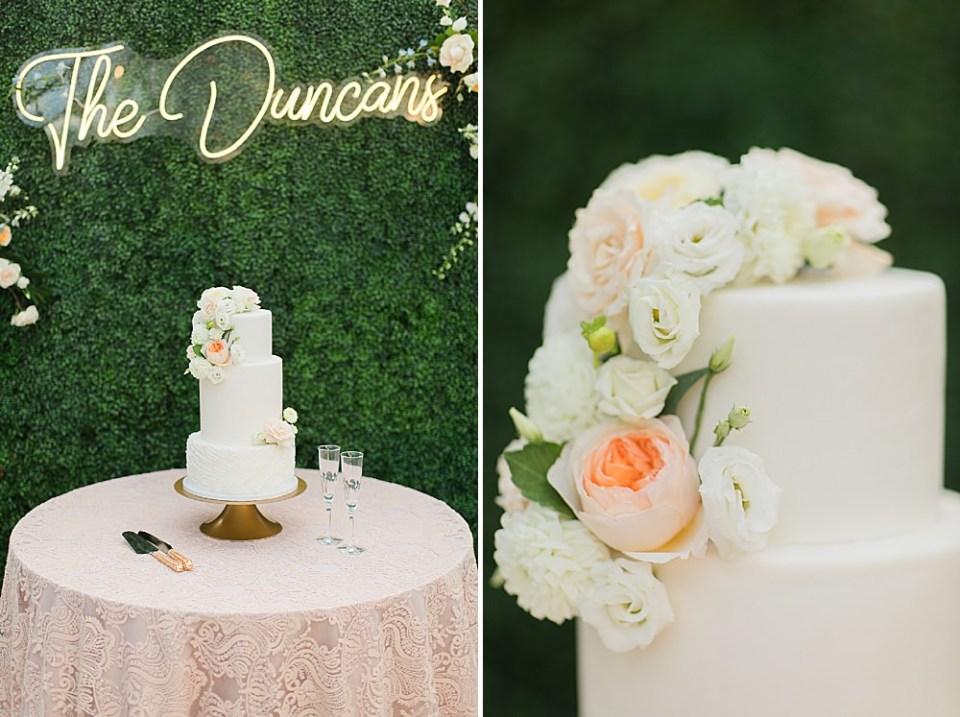 houston wedding cake