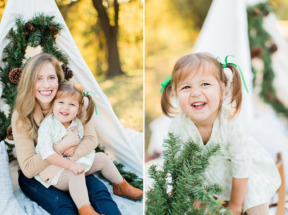 🎄 Christmas Minis: 🎄Dates: Saturday November 9th at 2 pm & Sunday November 17th at 2:40 pm 🎄Location: Terry Hershey Park (near the Beltway and I-10) Here's a photo of the spot! Directions will be sent upon booking. 🎄Includes: 20 minute session and all edited photographs on an online gallery (usually 30+ photographs) 🎄Decor: White teepee for the kids to sit in with Christmas blankets and greenery 🎄Investment: $375 + sales tax This year, we are donating 15% of all minis to Rock Steady Boxing to help people with Parkinson's (like my amazing momma) improve their quality of life through boxing exercises. You can see why this cause is so close to my heart here. Want to snag one of the last Christmas minis spot? Hit reply & we will get your spot booked!!