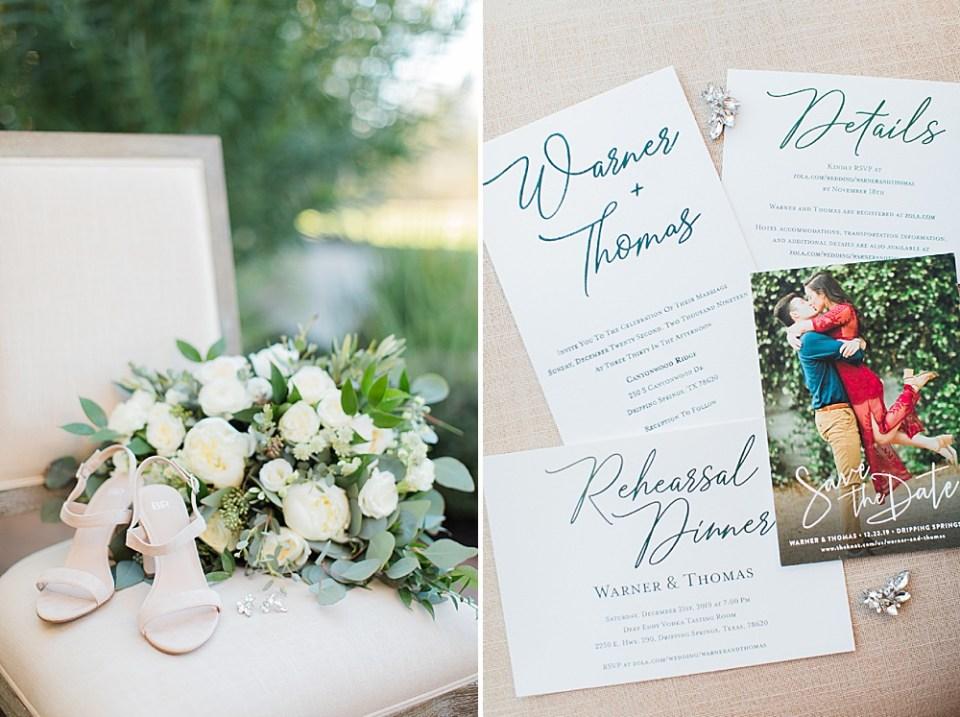 wedding invitations details