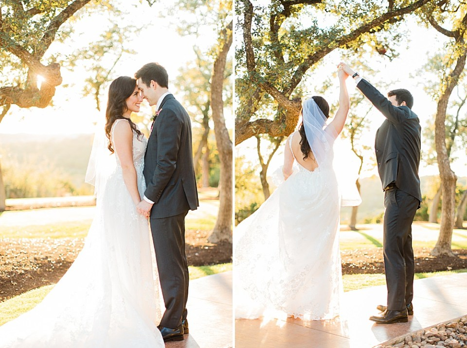 austin hilltop wedding