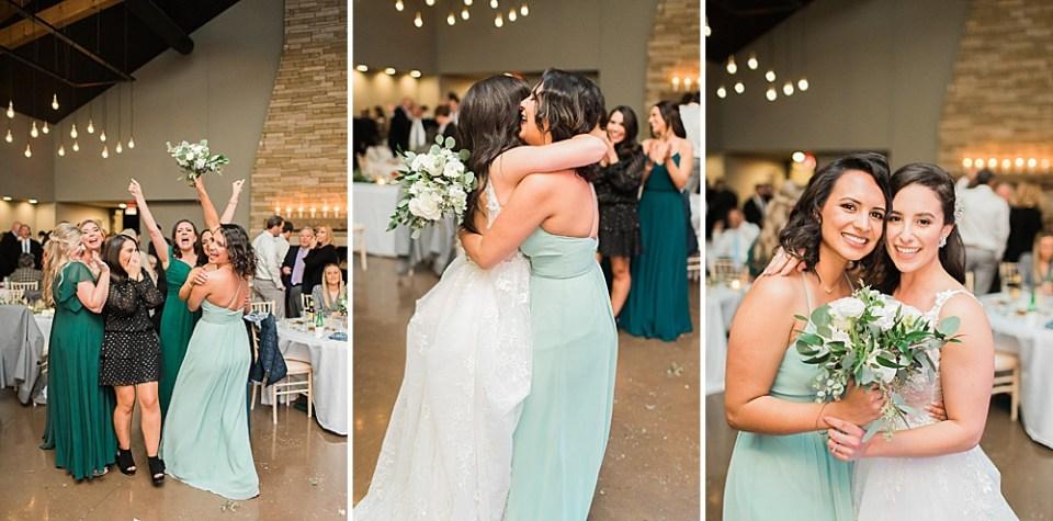 austin wedding reception