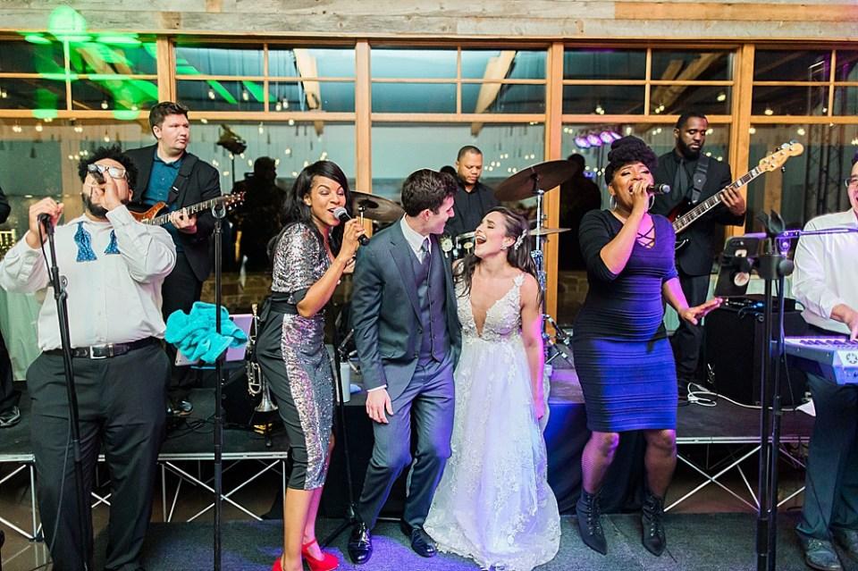 Canyonwood Ridge Wedding reception