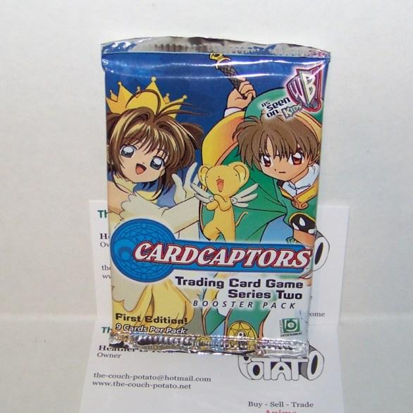 Cardcaptor Sakura Trading Card Game Series Two Booster Pack