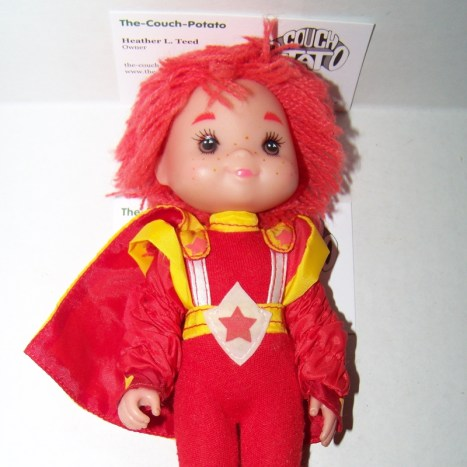 Rainbow Brite Red Butler Doll