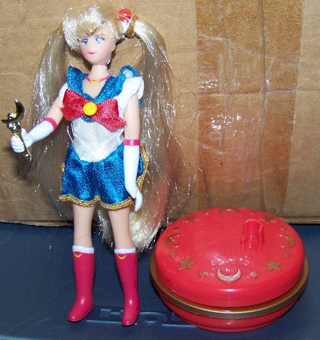 Sailor Moon Irwin Spinner Doll