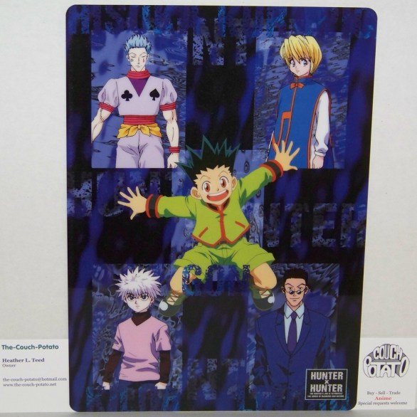 Hunter X Hunter Pencil Board Shitajiki