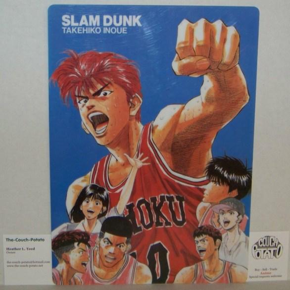 Slam Dunk Pencil Board Shitajiki