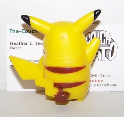 Pokemon Pikachu Cake Topper