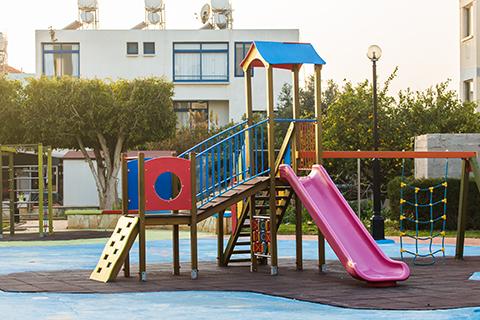 playground injuries play