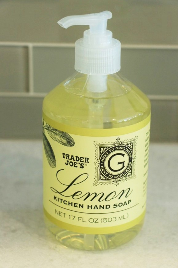 Trader Joes Soaps and Lotions a Healthier Alternative